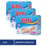 FFITTI Tape  S84/M72/L60/XL52 (1Pack)