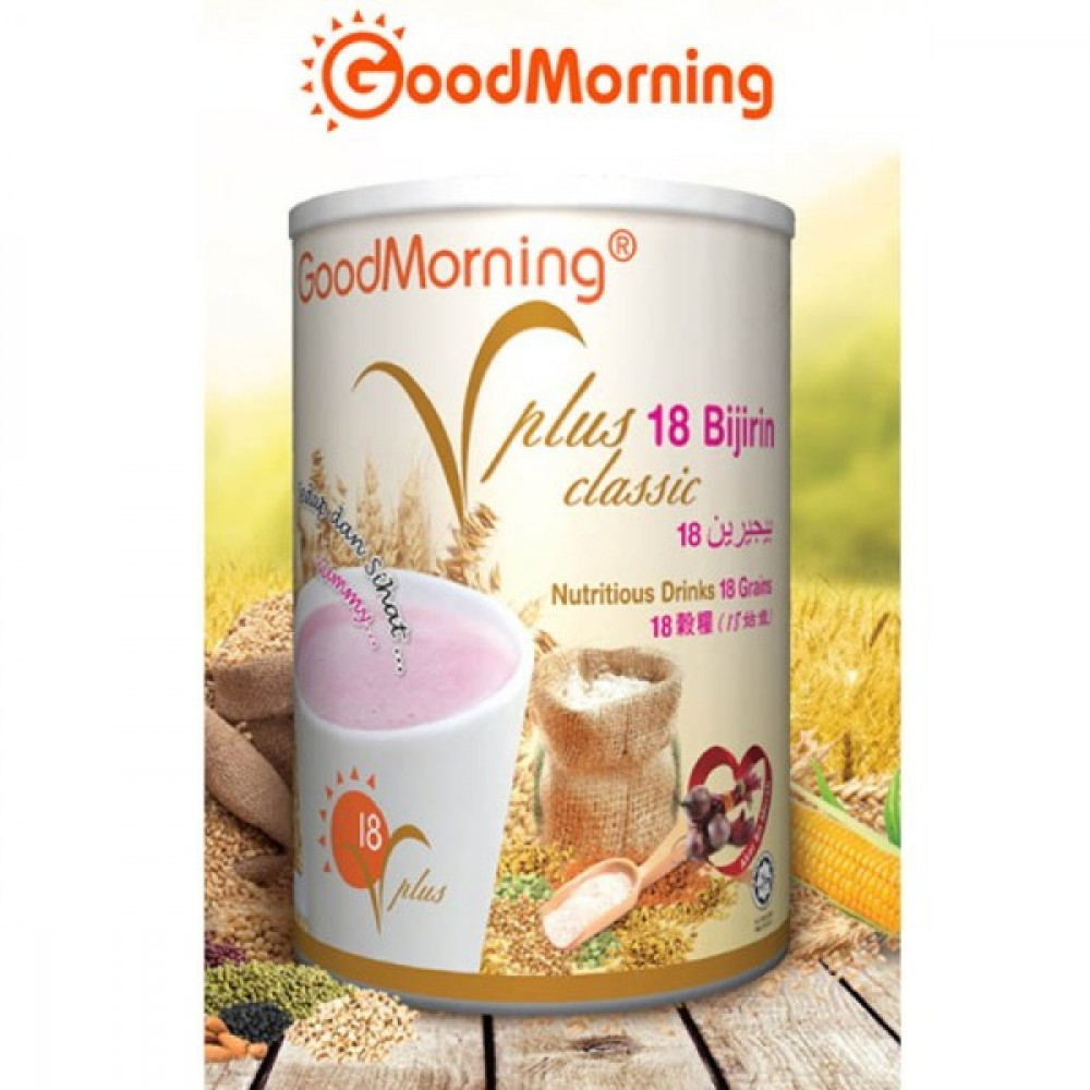 GOOD MORNING Vplus Classic 18 grains 1KG