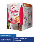 GoodMorning VCoffee 18 Grains Red Coffee (15 Sachets X 15g)