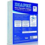 Diapex Basic Disposable Underpad (60cm x 90cm x 10 Pcs)