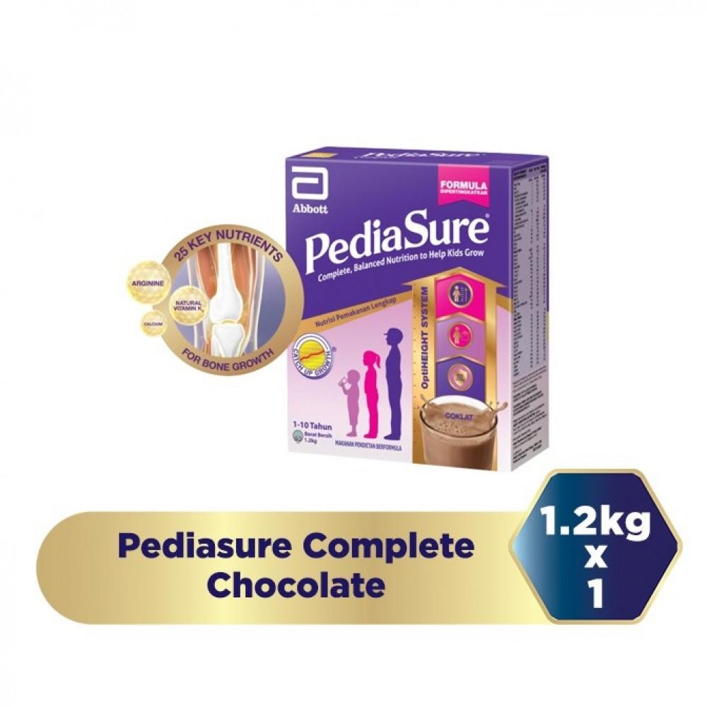 Pediasure Complete 1.2kg coklat
