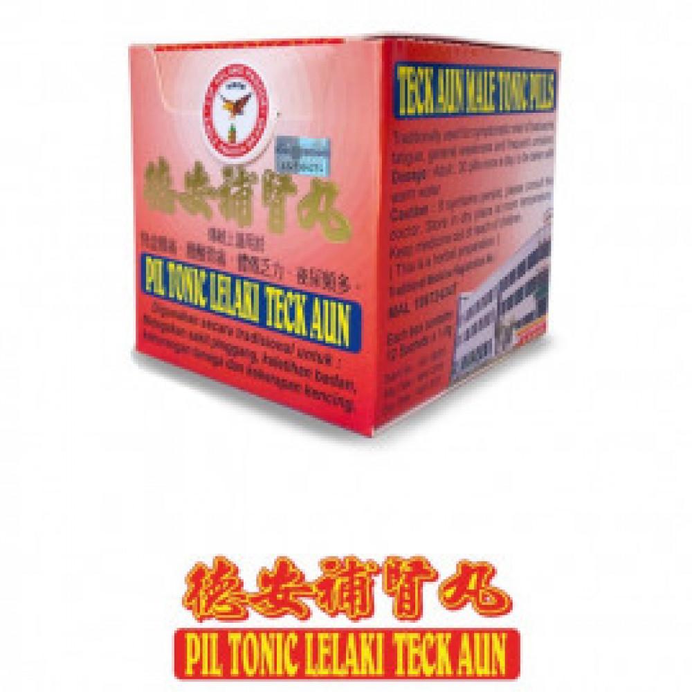 Teck Aun Male Tonic Pills (12 Sachets X 1g) – 德安补肾丸(12包X 1g)