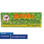 Teck Aun Herbal Pills / Pil Herba Teck Aun 2.2g