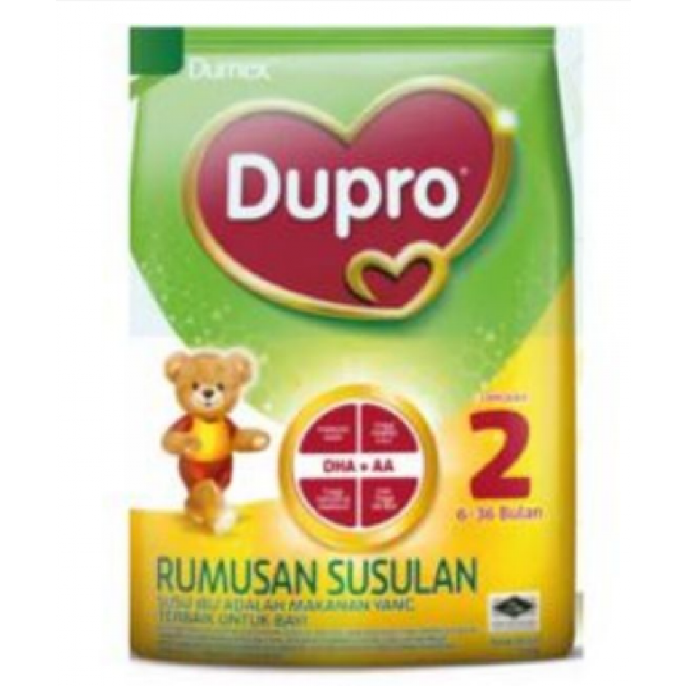 Dumex Dupro 2 (6-36 Mths) 900g