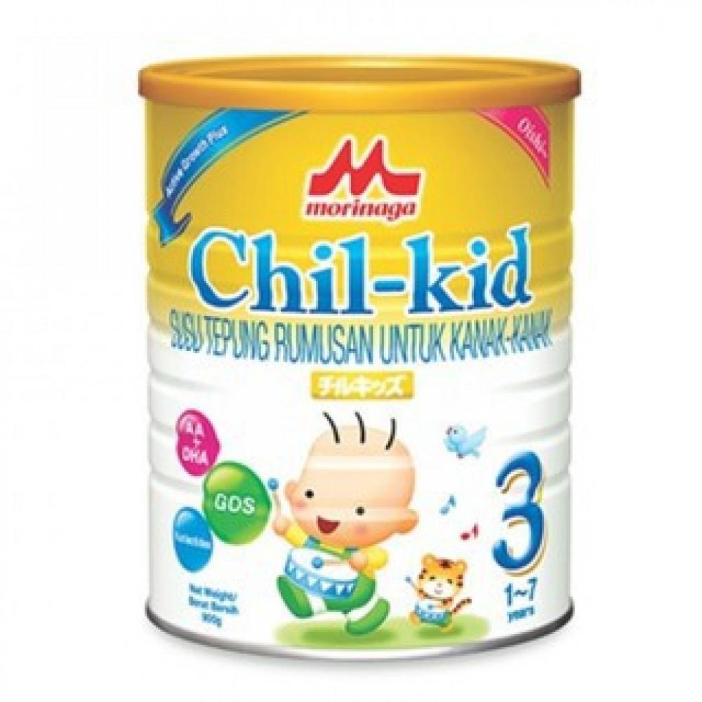 Morinaga Chil-kid 900G/TIN EXPIRY DATE : 03/22
