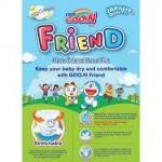 GOON FRIENDS PANTS (M54, L46, XL40 & XXL34) (DORAEMON)