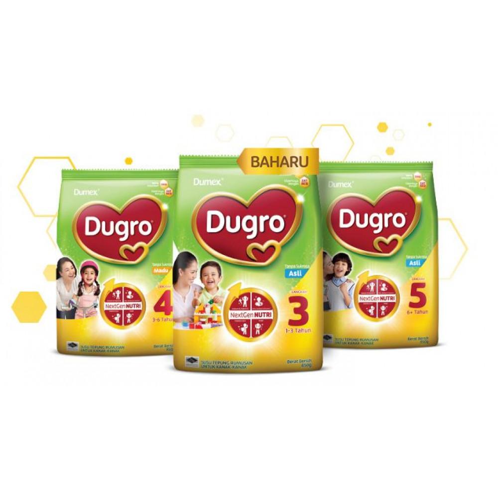 Dugro 4 850G Asli/Madu