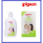 Pigeon Baby Wash 2 in 1 Body Wash