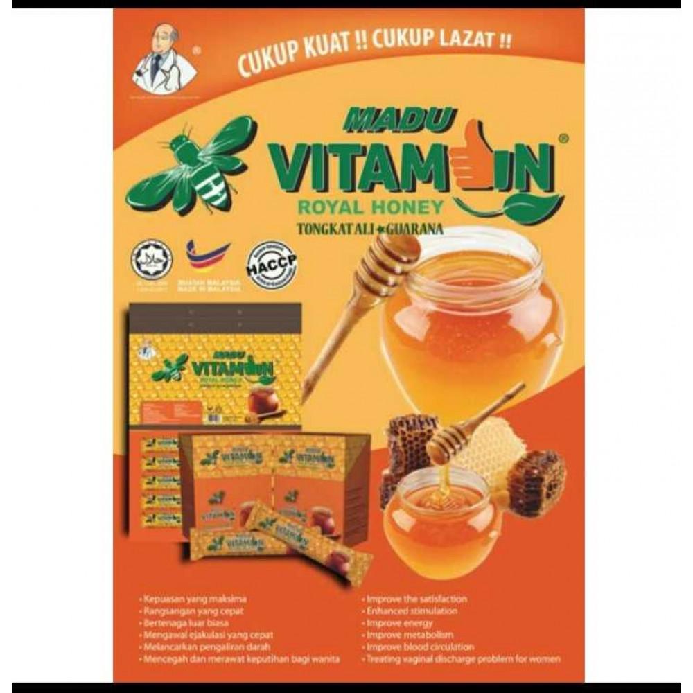 Tongkat Ali Madu Vitamin
