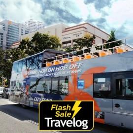 image of Penang Hop-on Hop-off Bus Pass