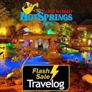 image of Ipoh: Lost World Hot Springs & Spa by Night Entrance Tickets