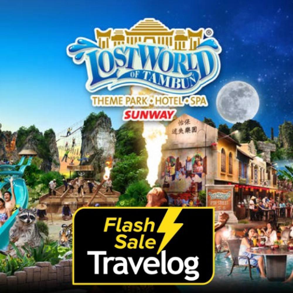 Ipoh: Lost World Of Tambun Theme Park