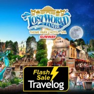 image of Ipoh: Lost World Of Tambun Theme Park