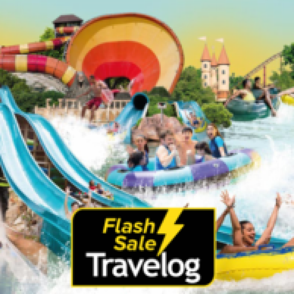 Sunway Lagoon Admission Tickets to All Parks