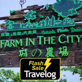 image of Selangor Full Day Admission to Farm In The City