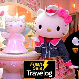 image of Johor: Hello Kitty Town / Thomas Town Admission Ticket