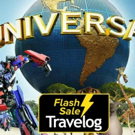 image of Singapore: Universal Studios Singapore Admission Ticket