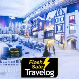 image of Singapore: Snow City Admission Ticket