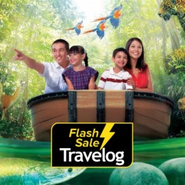 image of Singapore: River Safari Admission Ticket