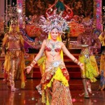 Pattaya: Alcazar Show Admission Ticket