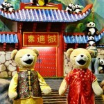 Pattaya: Teddy Bear Museum Admission Ticket