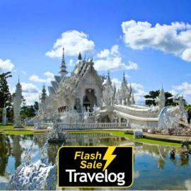 image of Chiang Mai: Chiang Rai Day Tour (White Temple + Black House)