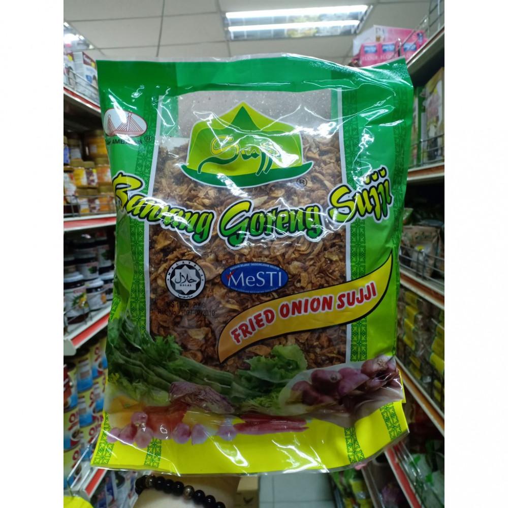 Sujji Bawang Goreng Sujji Fried Onion Sujji 400g
