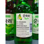 Chum Churum Apple Soju 12% alcohol 360ml