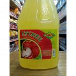 Juskita Lychee Syrup Kordial Berperisa Laici 1 litre
