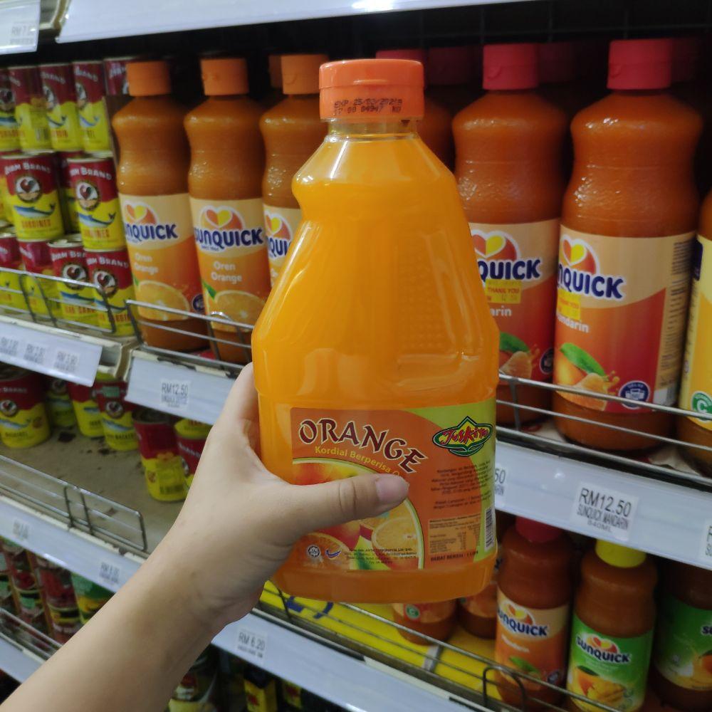 Juskita Orange 1Litre