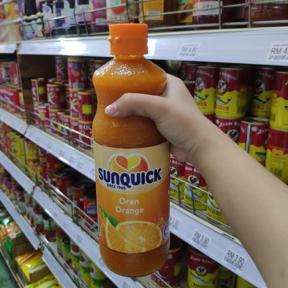 Sunquick Orange 840ML
