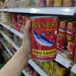 Ranesa Brand Sardines In Tomato Sauce 400GM