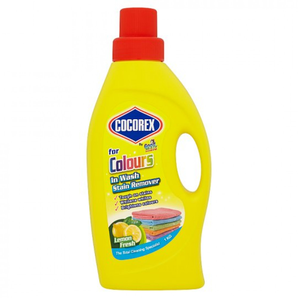 Goodmaid Cocorex Wash Stain Remover Lemon Fresh 1kg