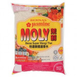 Jasmine Moly Super Thai Fragrant Rice 5kg