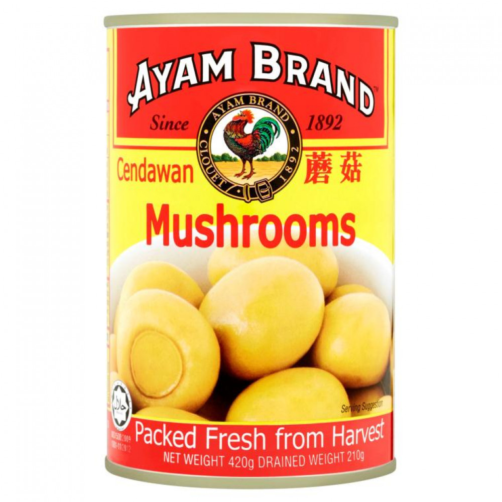 Ayam Brand Mushrooms 420g