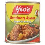 Yeo's Chicken Rendang with Potatoes 280g