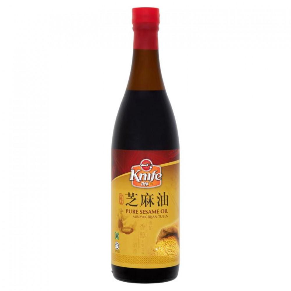 Knife Pure Sesame Oil 630ml