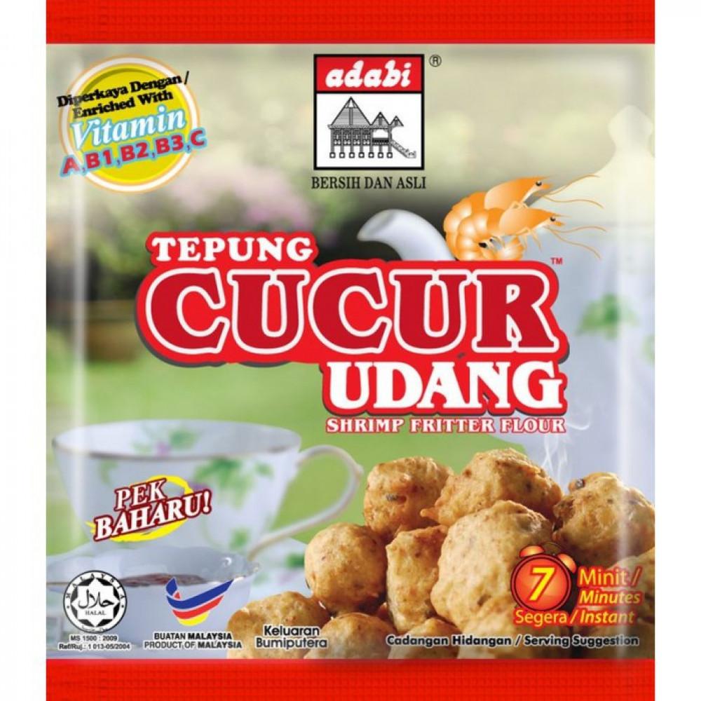 Adabi Tepung Cucur Udang (200g)