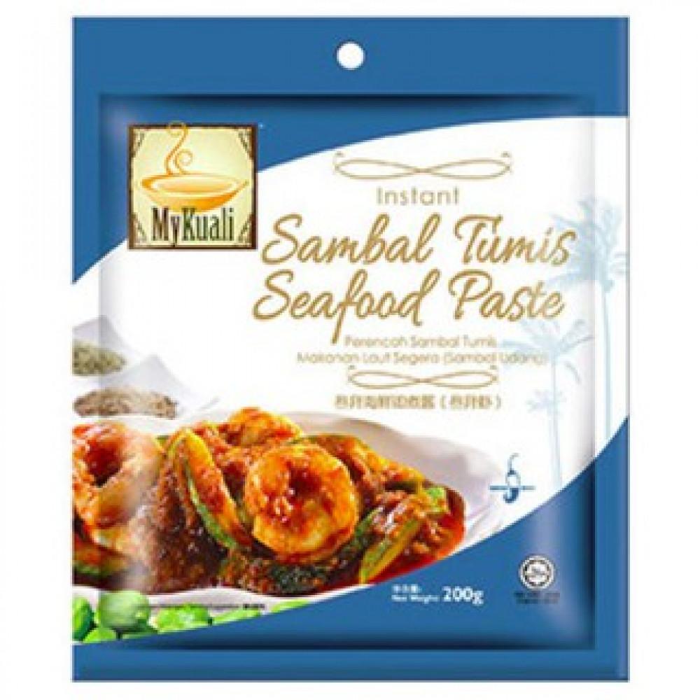 MyKuali Instant Sambal Tumis Seafood Paste 200g