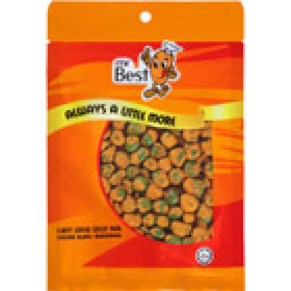 Mr Best Curry Coated Green Peas 90g