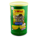 Wise Cottage Fries Onion and Garlic Potato Chips 90g