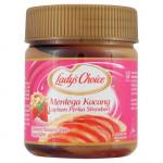 Lady's Choice Mentega Kacang Strawberry 350g