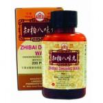 Min Shan ZhiBang DiHuang Wan 岷山牌知柏八味丸 (200 pills)