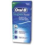 ORAL B SUPER FLOSS 50'S