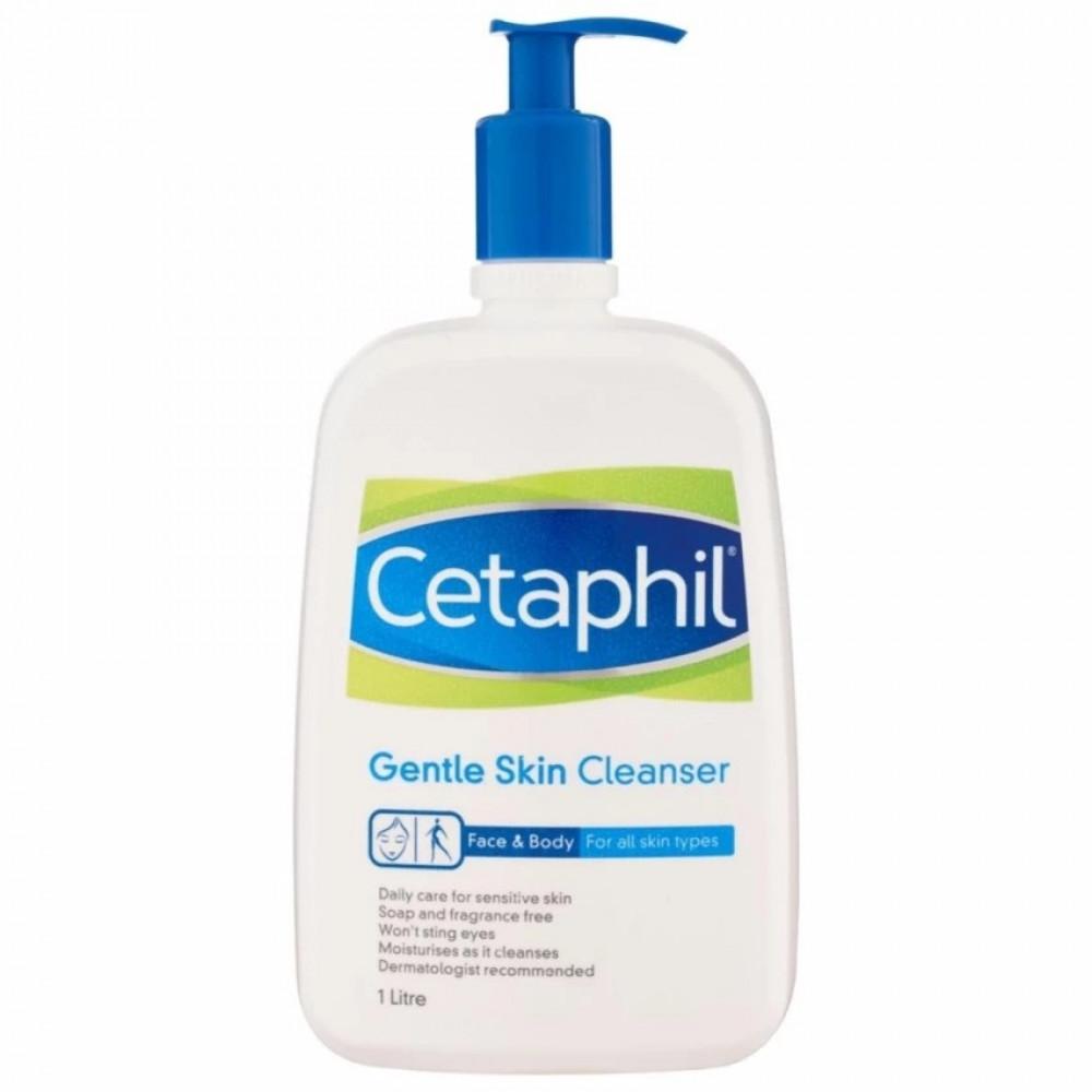 CETAPHIL GENTLE SKIN CLEANSER 1L