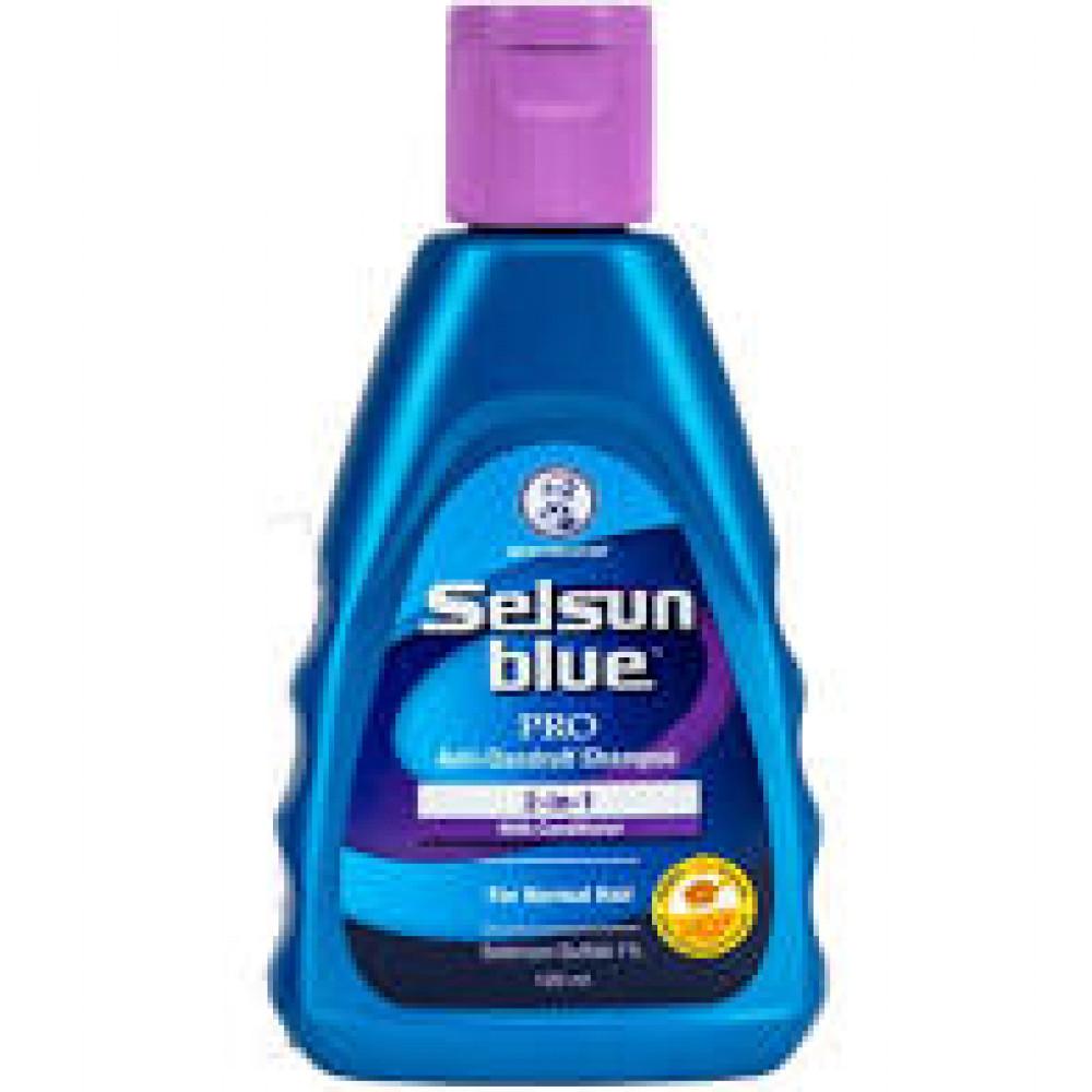 SELSUN BLUE PRO 2IN1 120ML