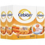 Cebion Vitamin C 500mg Chewable Tablets (3X30's)