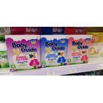 Tenten Baby Guide Rice Rusks Multi Flavor 36g ( 18 Pieces )