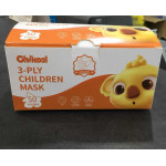 Chikool 3 ply children facemask 50's