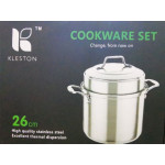 Kleston Stainless Steel Thickened Plus Pot (26CM)